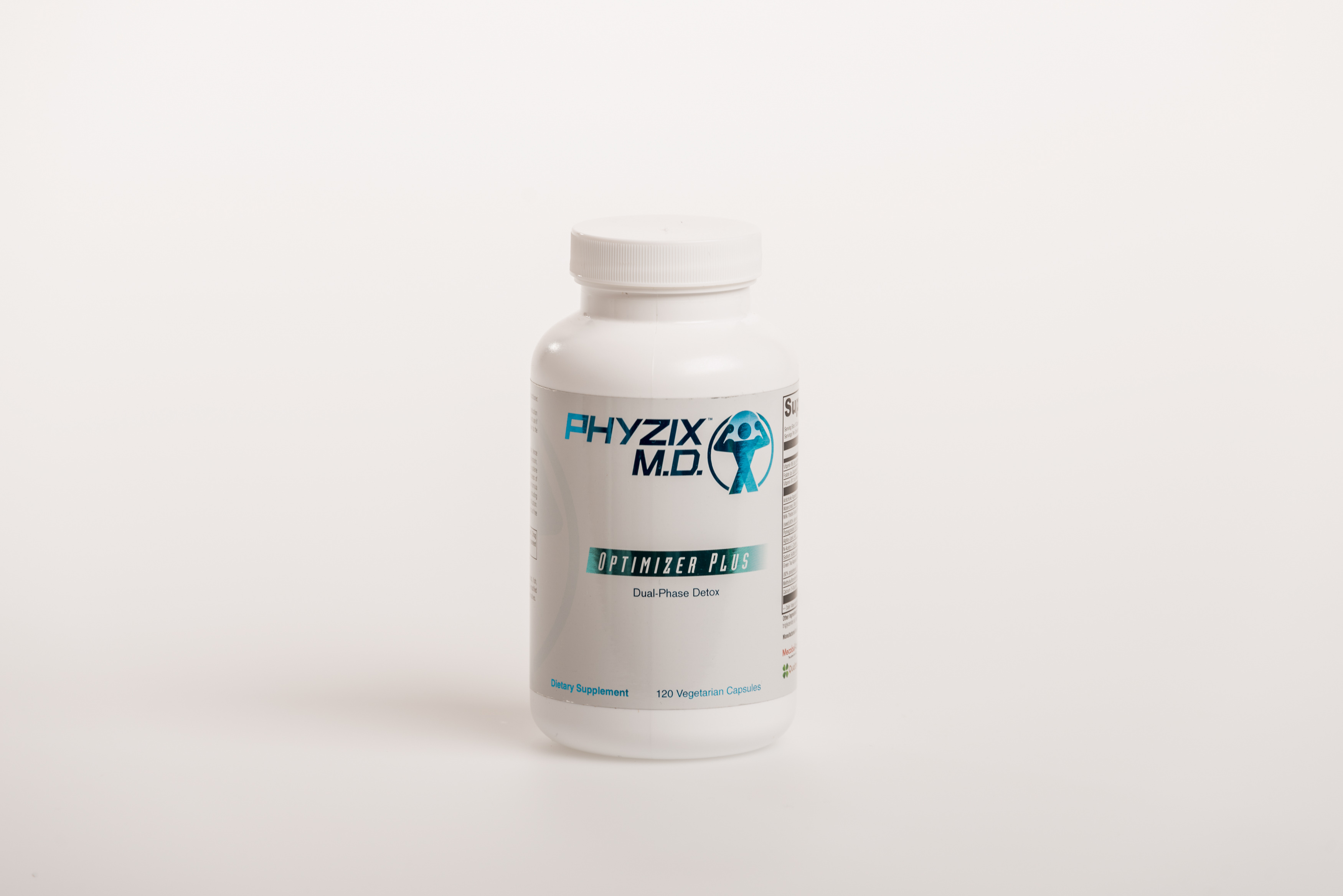 The Phyzix MD Cleanse comes with Optimizer Plus.