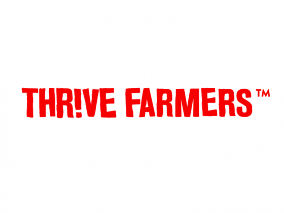 We're proud to announce our partnership with Thrive Farmers coffee.