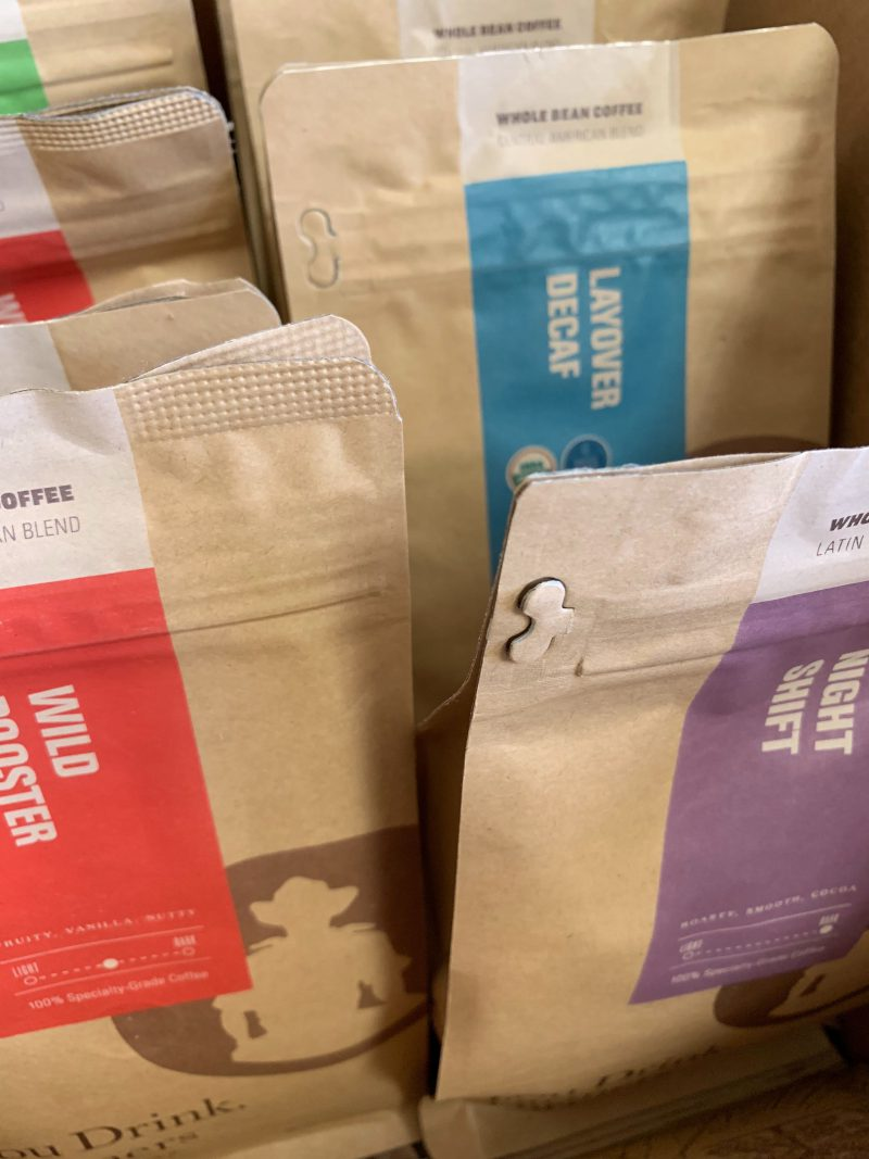 Here's an inside look at Thrive Farmers coffee line.