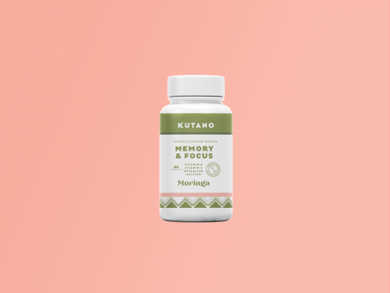 Bonvera is excited to launch Kutano moringa for memory and focus.