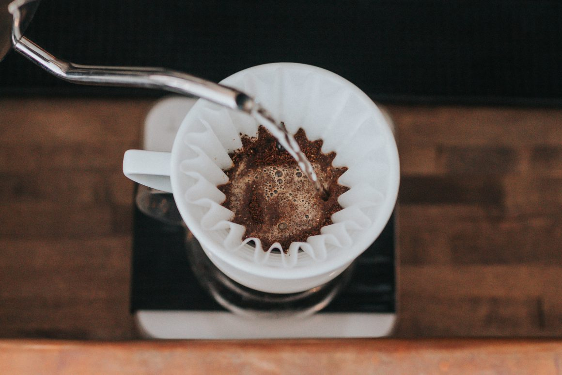 Brewing coffee starts with the right coffee equipment.