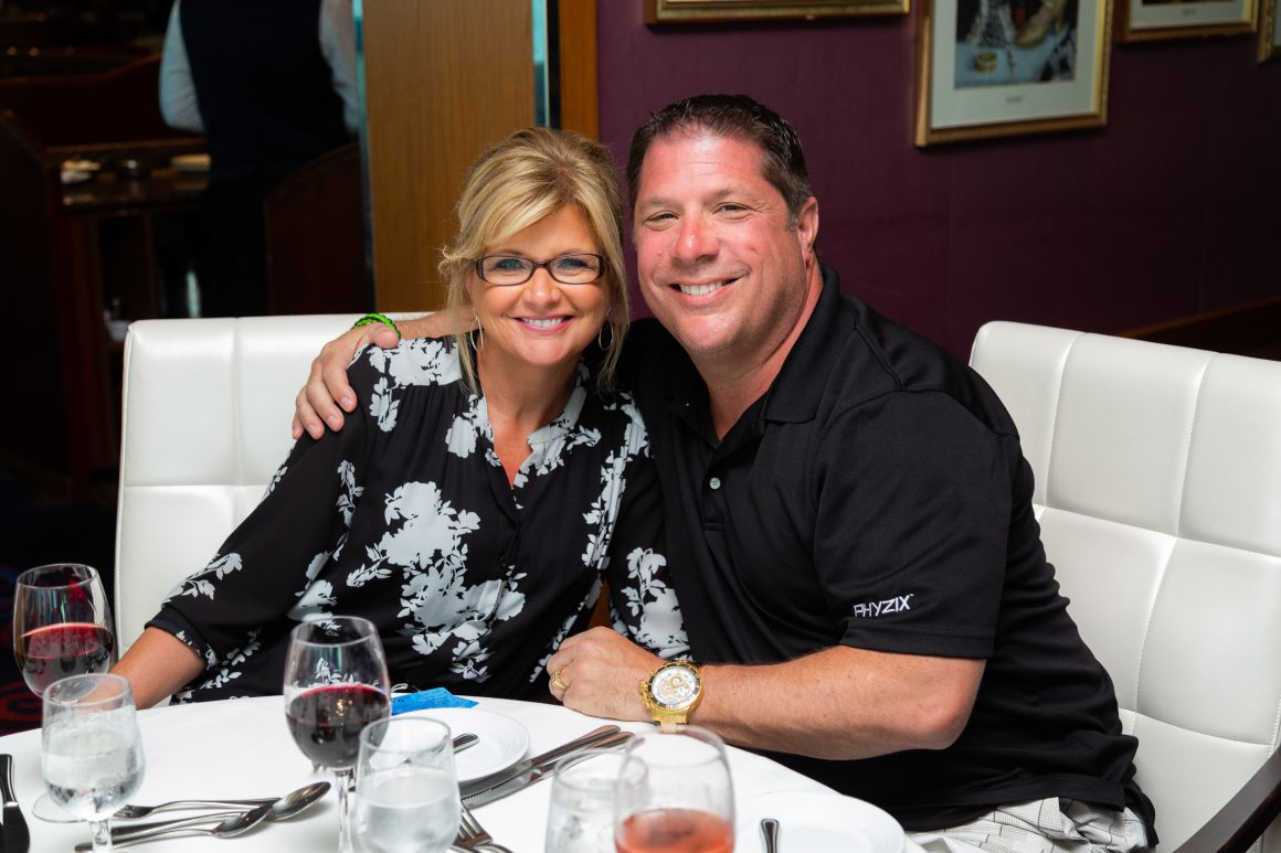 The Bonvera leaders, like Joe and Laura Darkangelo, are incredible people, and we are so grateful to have them.