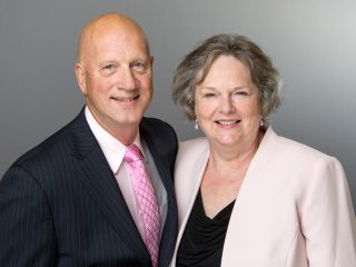 Pictured are Johnny and Jeannie Zapara, two Bonvera leaders.