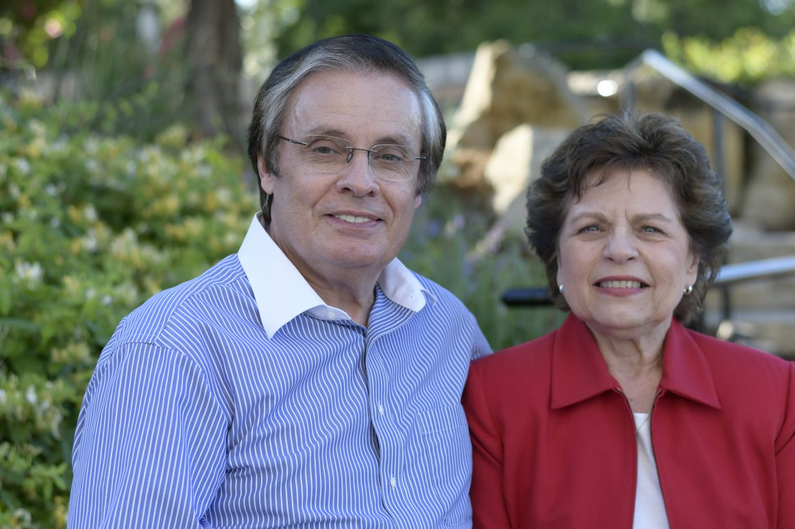 Pictured are Larry & Judy Cox, Bonvera leaders.