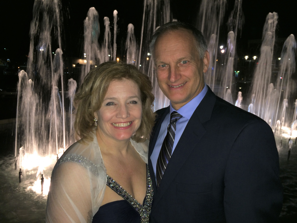 Pictured are Bonvera leaders Ed & Lynette Zentner.