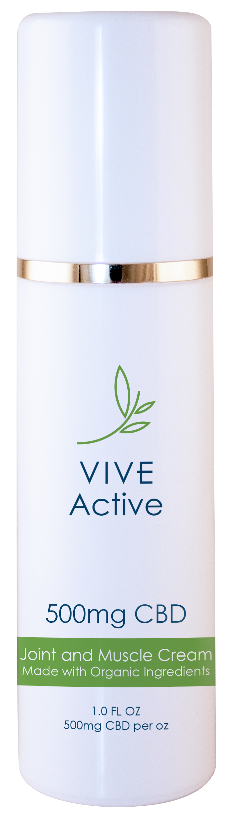 VIVE Active is a CBD cream for joint and muscles.
