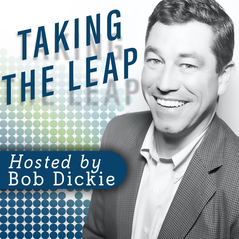 Bonvera is excited to launch Taking the Leap podcast with CEO Bob Dickie.