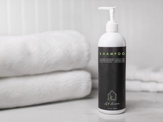 Bonvera At Home shampoo
